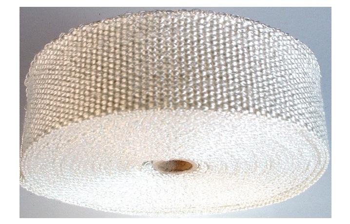 bande thermique blanche pour echappement 10 metres ldp100 b10 ldmoto. Black Bedroom Furniture Sets. Home Design Ideas